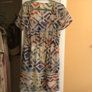 Urban outfitters dress large.